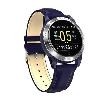 fasloyu - SmartWatch AK18, Pantalla a Color, frecuencia ...