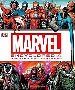 marvel encyclopedia matt forbeck 9781465415936 books. Black Bedroom Furniture Sets. Home Design Ideas