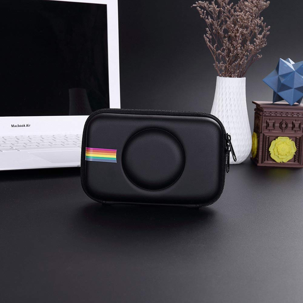 TOOGOO Custodia per Fotocamera Polaroid Snap /& Snap Stampa Istantanea Fotocamera Digitale Blu