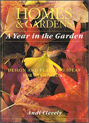 Book 'Homes and Gardens' a Year in the Garden