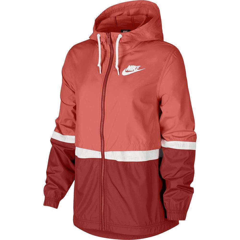 Nike Womens Sportswear Woven Jacket Chaquetas Softshell Mujer