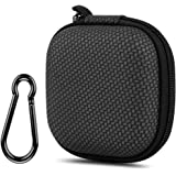Earphone Case, Music tracker Portable Travel EVA Headphone Storage Bag Earbud&Cell Phone Accessories Organizer Carrying…