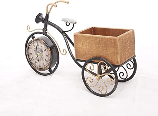 North King Reloj de Abuelo Bicicleta Retro Relojes Abuelo ...