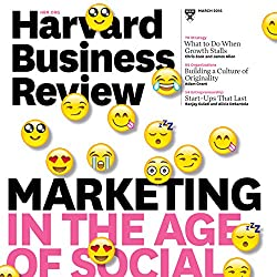 Harvard Business Review, March 2016