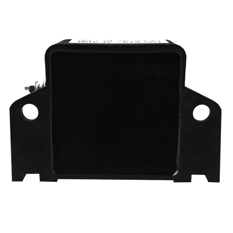 Alarma de respaldo GAMPRO 12V-80V 107dB Alarma de advertencia de respaldo resistente industrial a prueba de agua con tono de alerta s/úper fuerte para camioneta Van Cami/ón de carga veh/ículos pesados