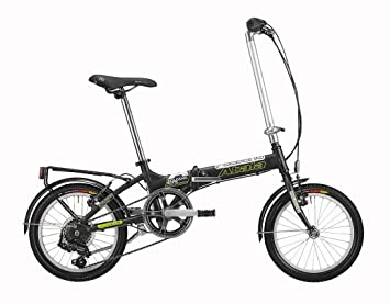 Atala – Bicicleta Folding 6 V 16 City Bike plegable Citybike Modelo 2014