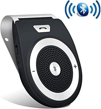 Amazon.com: Aigital Kit de coche Bluetooth manos libres ...