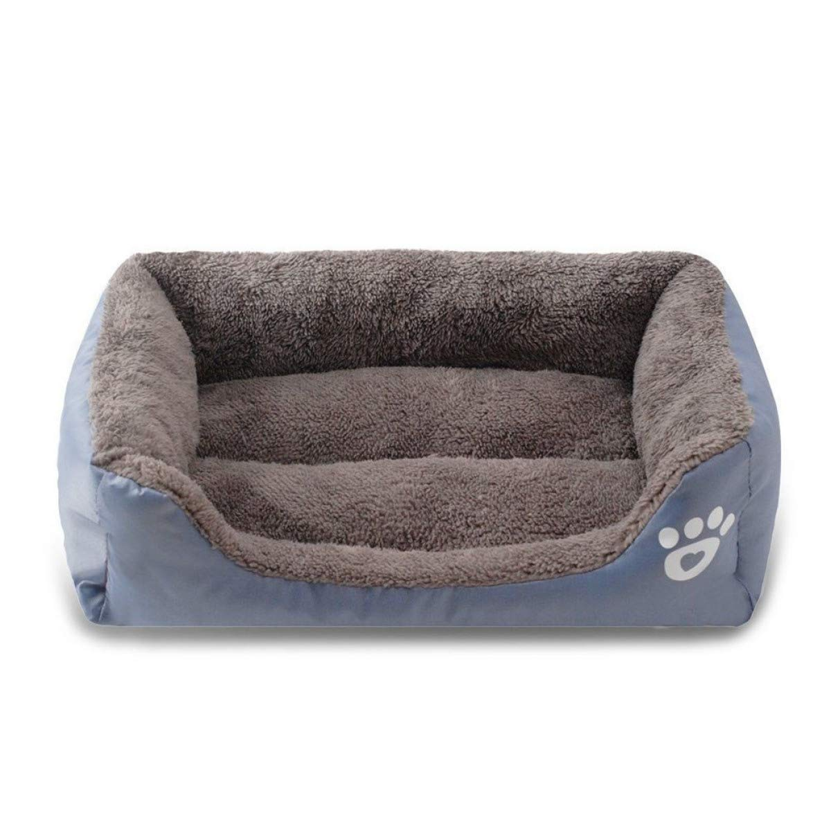 Amazon.com : WEEKEND SHOP Dog Bed cat Bed Cat Soft Warm Kennel Mat Blanket Autumn Winter Large Pet Dog Bed Cushion House Washable : Pet Supplies