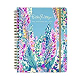 Lilly Pulitzer Jumbo 17 Month Hardcover Agenda, Personal Planner, 2018-2019 (Catch The Wave)