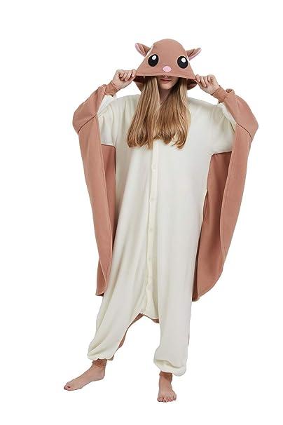 c3f1249c19 Casa Onesie Licorne Pijamas Kigurumi Pijama Animal Unisexo para Adultos con Capucha  Traje de Cosplay Disfraz para Festival de Carnaval Halloween Navidad ...