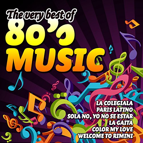 The Very Best of 80´s Music
