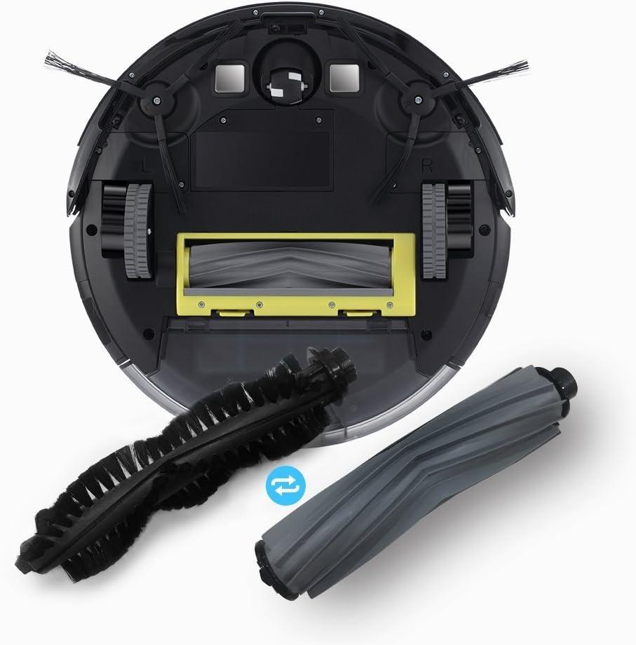 iLife 501739-IL A8 Aspirador con cámara de navegación Inteligente ...