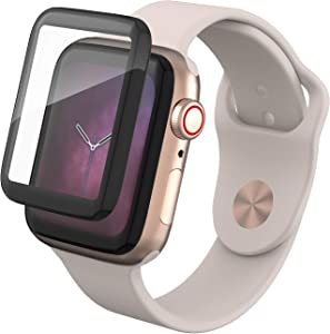 InvisibleShield Glass Curve Elite Screen Protection for Apple Watch Series 4 (40mm)