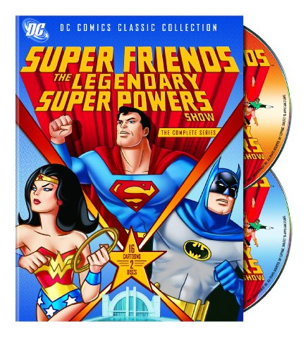 (Super Friends: The Legendary Super Powers Show - The Complete Series)
