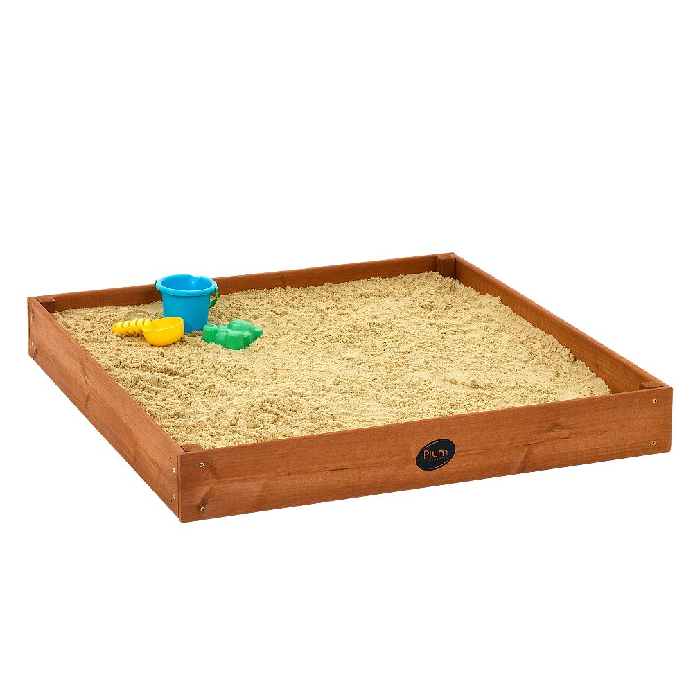Plum Products Junior Wooden Sand Pit Sandkasten Holz