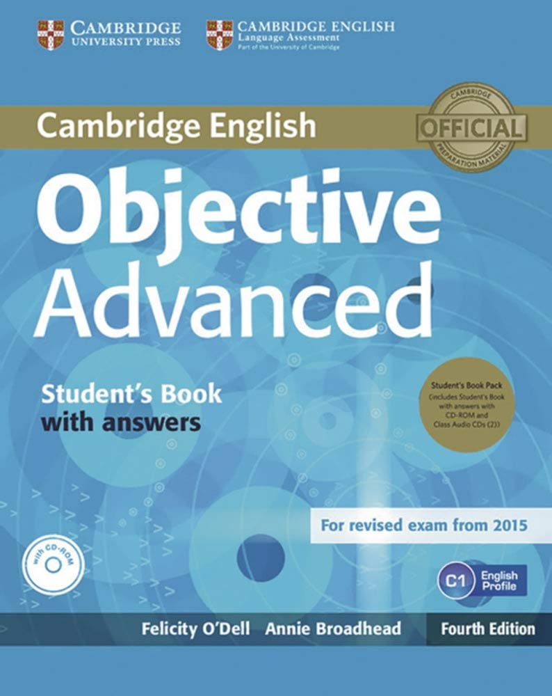 Objective Advanced. Students Book Pack Students Book with ...