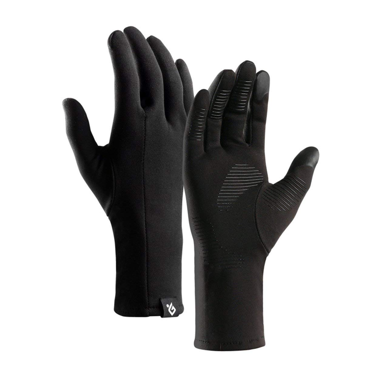 Noir Camellia Gants de Protection pour Gants complets Gants Tactiques Sports d/équitation Fitness Escalade Gants antid/érapants