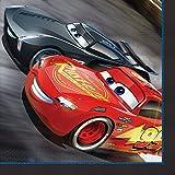 Disney Cars Party Napkins, 16ct