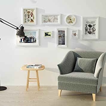 Wunderbar LI LU SHOP Rahmen Europäische Holz Bilderwand Bilderrahmen Galerie  Schlafzimmer Restaurant Wand Sammlung Haus Dekoration (