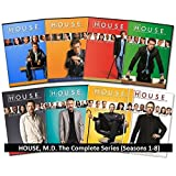 House, M.D. - The Complete Series (Seasons 1-8)
