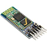 HiLetgo® HC-05 6 Pin Wireless Bluetooth RF Transceiver Module Serial BT Module for Arduino
