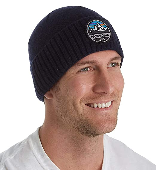 c8c3d7e0 Patagonia Brodeo Beanie: Amazon.co.uk: Clothing