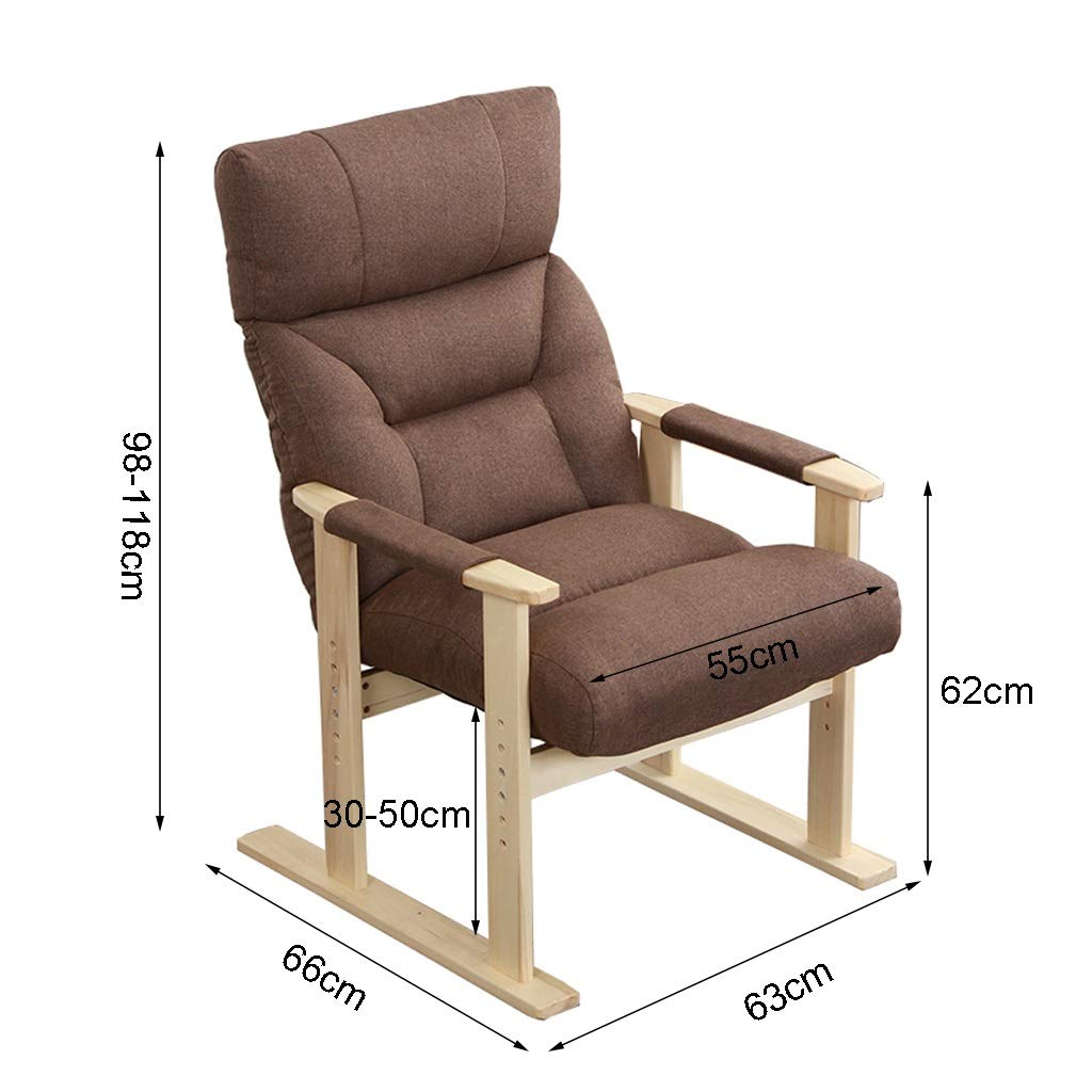 Amazon.com: Sillones reclinables de madera maciza para ...