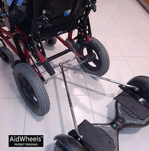 Amazon.com: Hoverboard Wheelchair Adapter AidWheels: Health ...