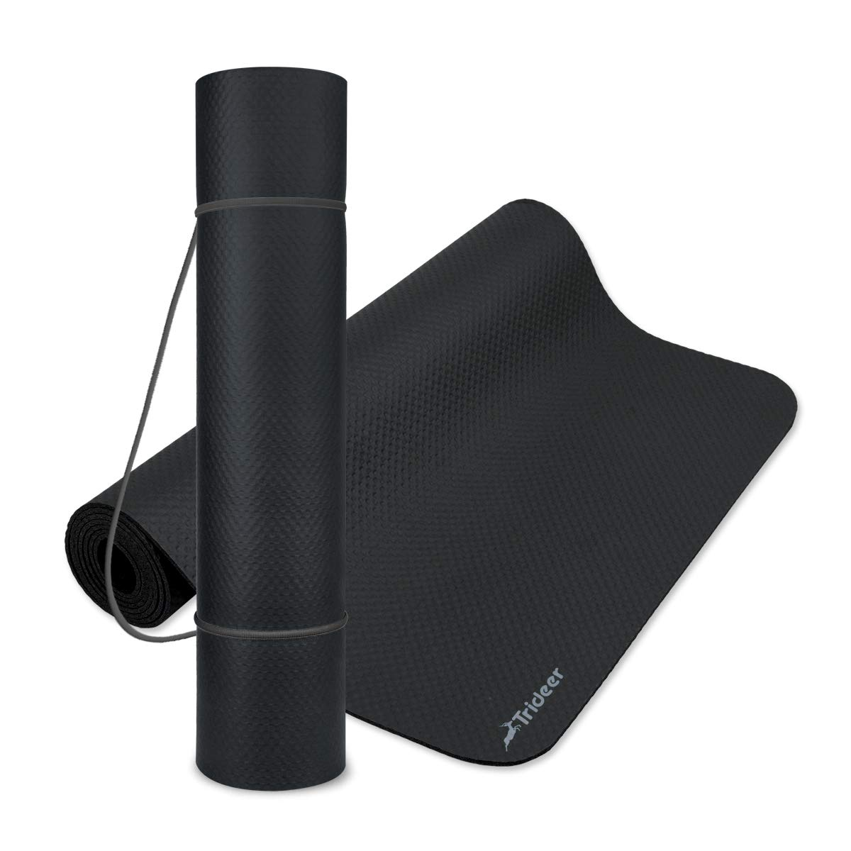17d8be4ceab8 Amazon.com   Trideer Portable Exercise Mat (4mm)