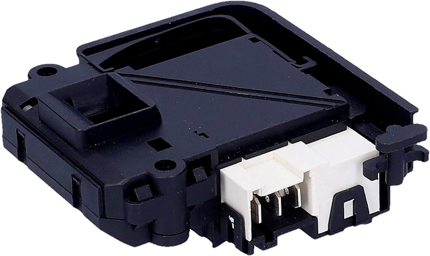 Electrocierre cierre puerta lavadora Samsung WW80J6410CW/LE