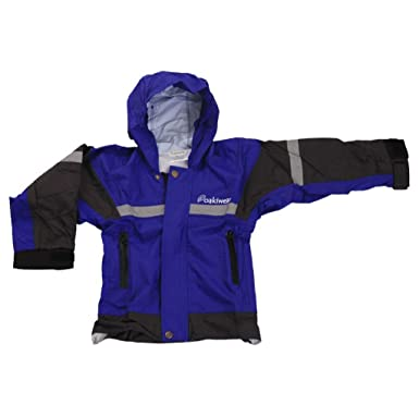 Amazon.com: Dry Tyke Rain Jacket Blue 2T: Infant And Toddler ...