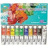 ホルベイン 油絵具 アクアオイルカラー DUO Pコンパクトセット DU931 10ml(4号)