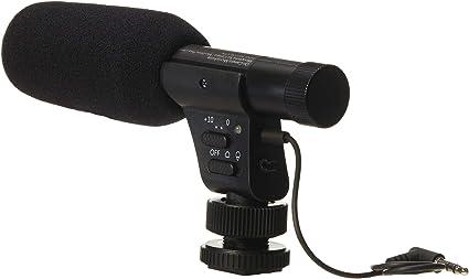 Basics LJ-OCM-002 On-Camera Microphones