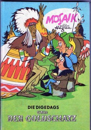 Die Digedags und der Goldschatz Gebundenes Buch 3881421769