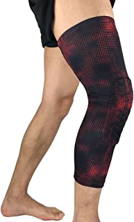 KERVINJESSIE Knee Support Compression Sleeves (Pair) for Running, Jogging,Workout, Walking, Hiking & Recovery - Improved Circulation Compression for Joint Pain and Arthritis Relief (Color : Blue)