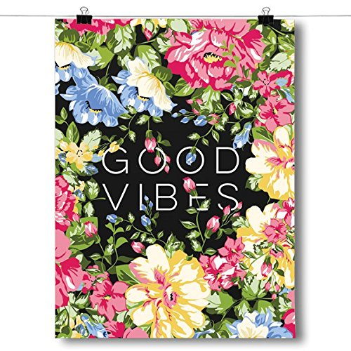 Inspired Posters Good Vibes Poster