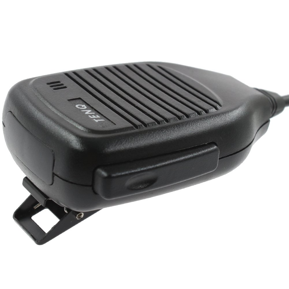 Tenq Speaker Mic Microphone for Baofeng Pofung BF-S112 Two Way Radio