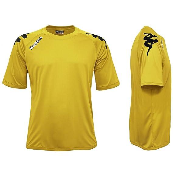 Camisa juego - Kappa4soccer Veneto 2 - Yellow - S