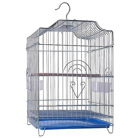 La Jaula De Pájaros, El Acero Inoxidable Galvanizado No Es Fácil ...
