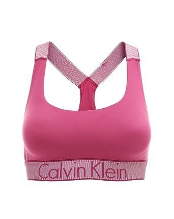 Calvin Klein - Sujetador básico - para Mujer Morado Indulge ...