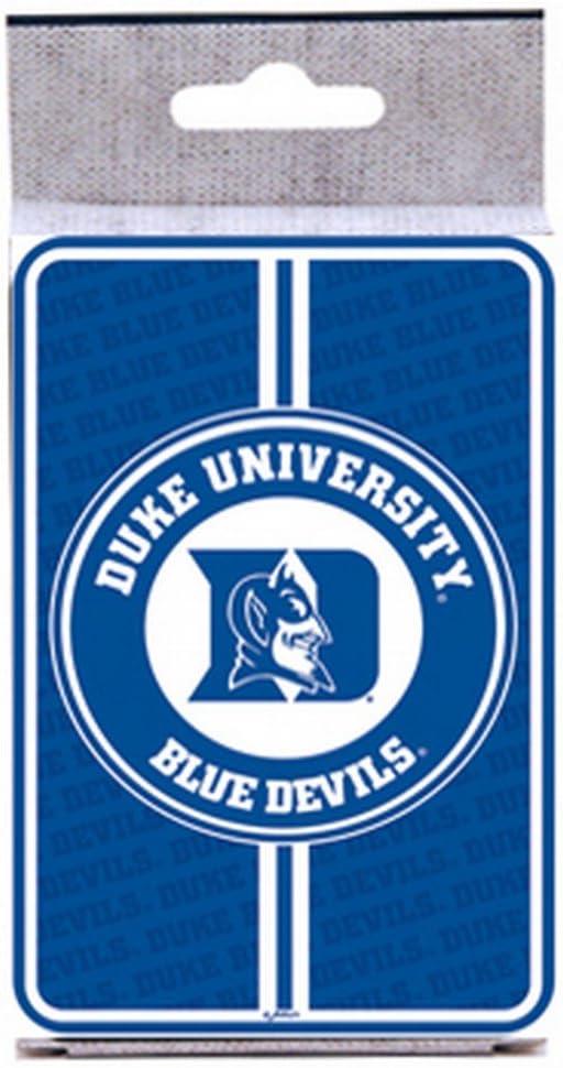 NCAA Duke Blue Devils Bullseye Playing Cards