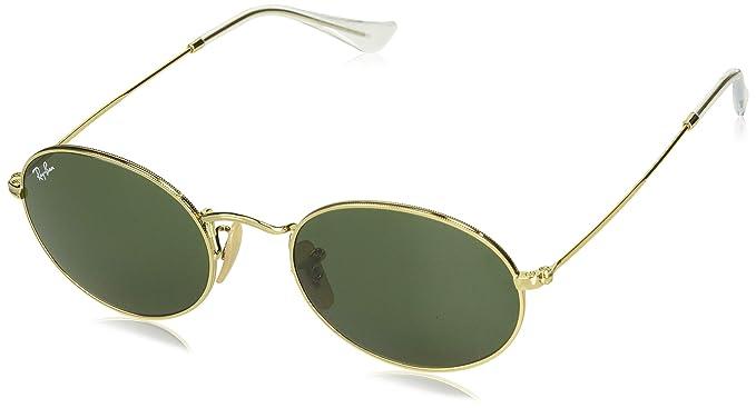 Amazon.com: Ray-Ban RB3547 - Gafas de sol ovaladas para ...