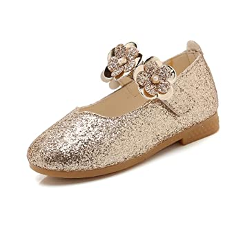 325224db5654a Amazon.com: Fiaya Single Princess Shoes Toddler Infant Kids Baby ...