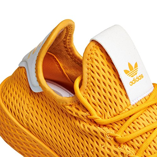 Adidas Mannen Tennis Pw Hu Fitness Schoenen Goud (doruni / Doruni / Ftwbla)