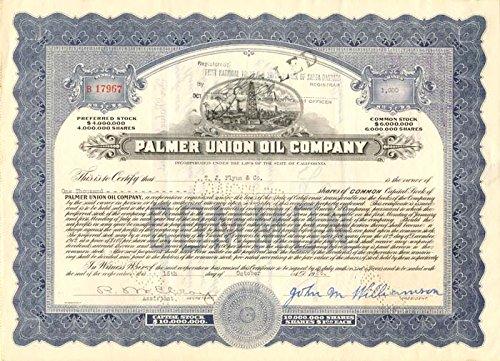 Union Oil - 2