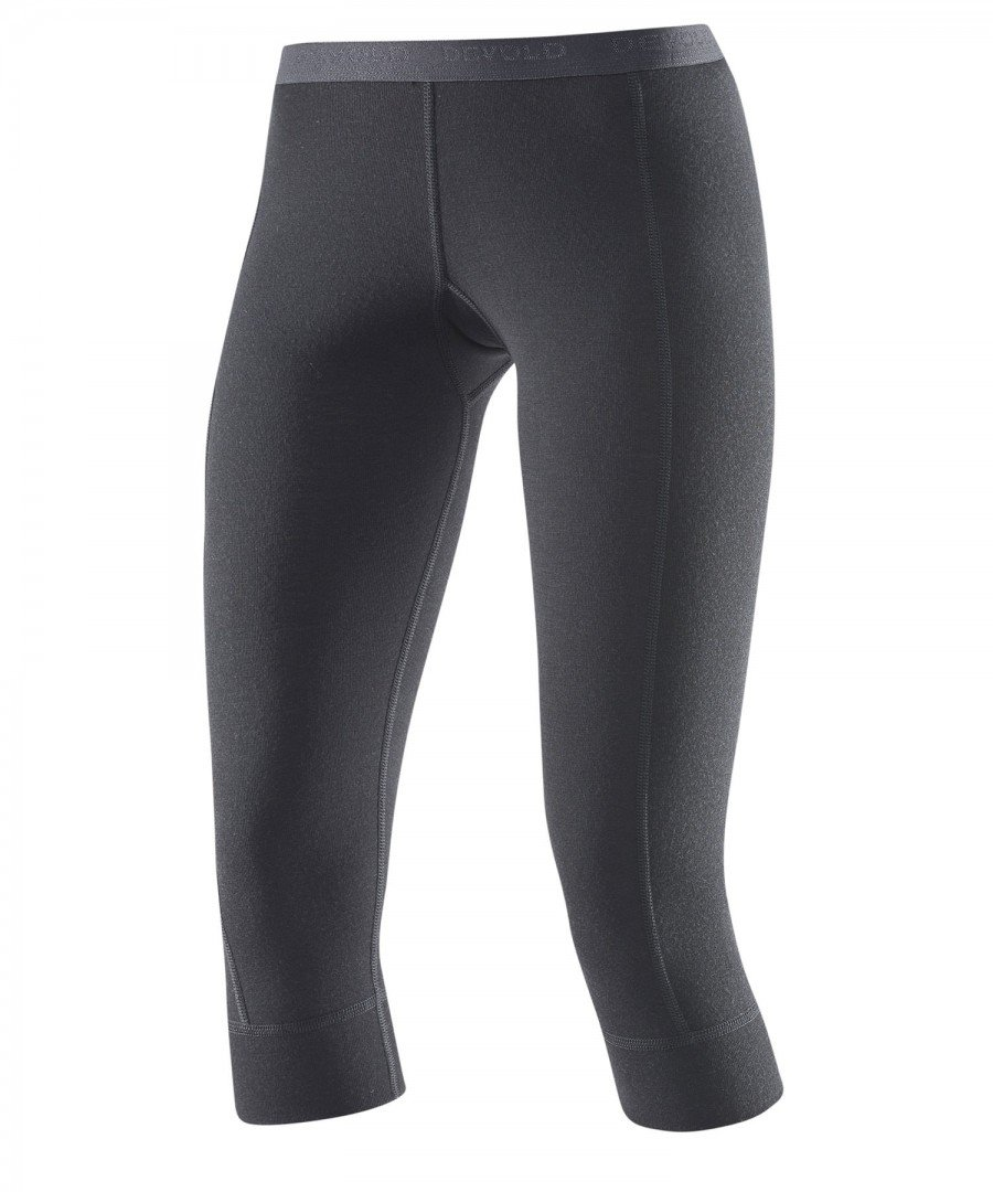 Devold 190 Hiking 3 4 Long Johns Pants damen - Merino Unterhose