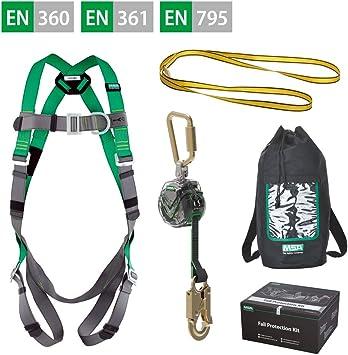 Kit mantenimiento MSA V-Form, Set protección anticaídas, Kit ...