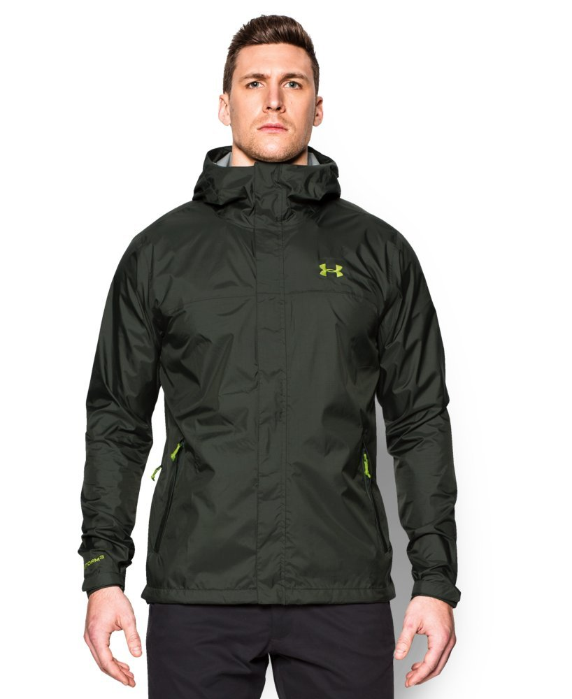 78fdcf5455e Details about NWT Under Armour Men s Storm Surge Waterproof Jacket