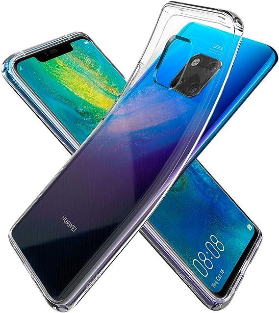 Spigen Funda Compatible con Huawei Mate 20 Pro, [Liquid Crystal ...