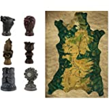 Dark Horse Deluxe Game of Thrones Map and Marker Set